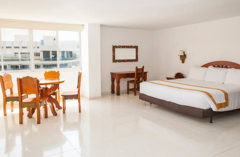Room sol caribe seaflower hotel san andres island