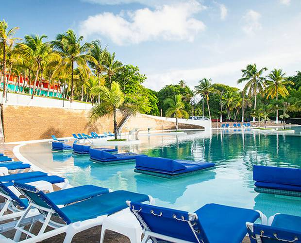 Discount 20% off in all inclusive sol caribe campo hotel san andres island